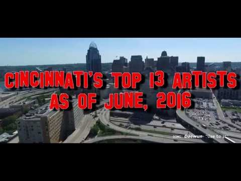 Top 13 Rappers in Cincinnati as of June 2016