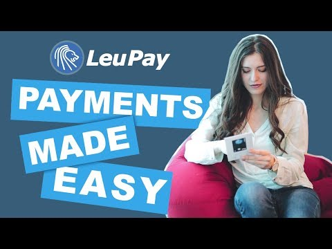 LeoPay - Payments made easy!