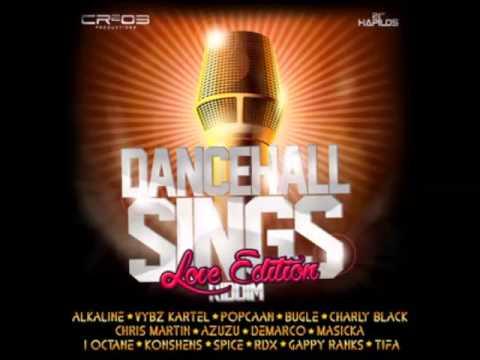 Vybz Kartel | Mavado | Popcaan & More - Dancehall Sings Riddim Mix (Love Edition) - February 2015