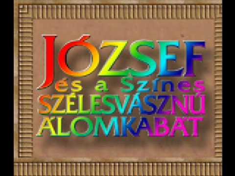 József és a Színes Szélesvásznú Álomkabát-Az álom teljesűl/ Jákob és fia/ Az álomkabát
