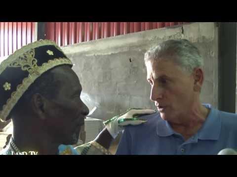New Land tv Co production IBO Simon PRESENTE l'usine MADRAS de la famille Bichara Produit par Romy M