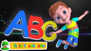 ABC Hip Hop Song   Alphabet Song for Kids + More Nursery Rhymes & Baby Songs - Little Treehouse