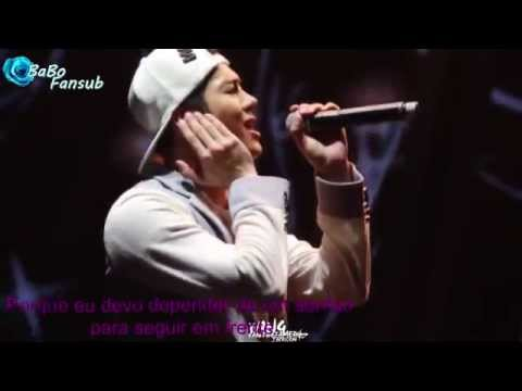GOT7 Showcase in Taipei Markson stage - 安靜 (Silence) (Jackson focus) [Legendado PT-BR]