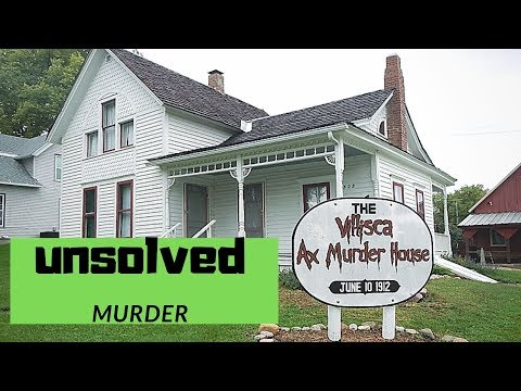 The Villisca Axe Murders And Hauntings [UNSOLVED]