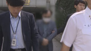 """'문성근 나체 합성사진' 국정원 팀장 구속…법원 """"증거인멸 우려"""" / 연합뉴스TV (YonhapnewsTV)"""