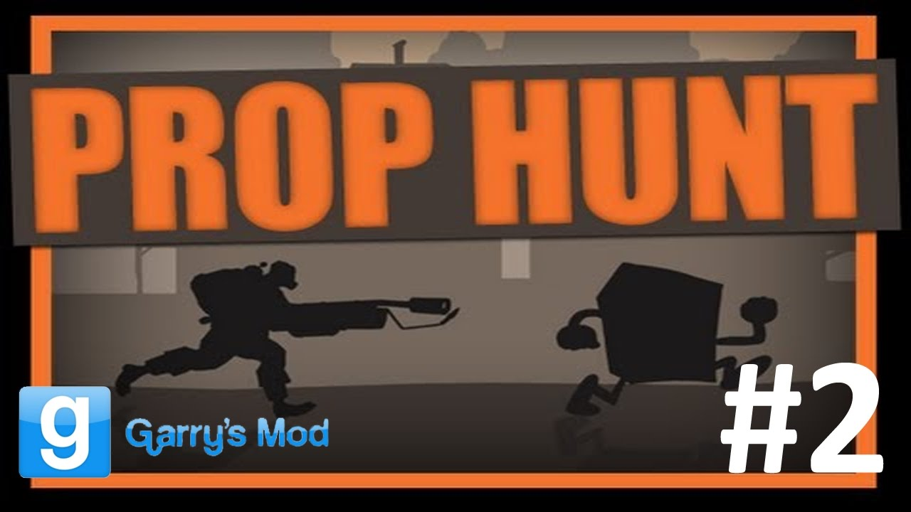Garry's Mod - Prop Hunt [Episode 2] Space Map, the ...