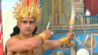 karnan mass scene theme in mahabharat