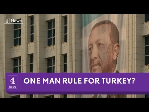 'One man rule' for Turkey after Erdogan's election win?