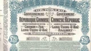 Scripophily - Chinese stocks and bonds