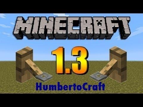 Como Fazer Uma Armadilha Com O Gancho De Armadilha Minecraft 1.3.1 / 1.3.2 / 1.4