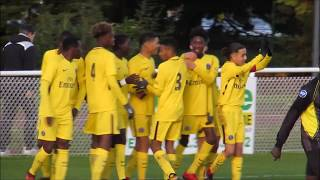 Actions & buts Evreux FC 27 vs PSG Champ #U17NAT