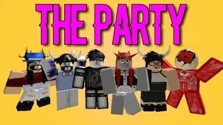 [Pan RBLX 3k Contest] The Party || Roblox