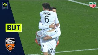 But Adrian GRBIC (9' pen - FC LORIENT) MONTPELLIER HÉRAULT SC - FC LORIENT (1-1) 20/21