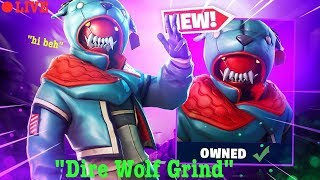 FORTNITE *NEW* GROWLER SKIN (LIVE STREAM) QUE JUGARCON SUSCRIPTORES!!! [DERE WOLF GRIND]