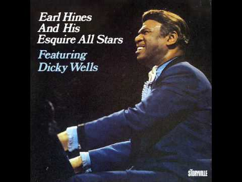 EARL HINES AND HIS ESQUIRE ALL STARS (full album)