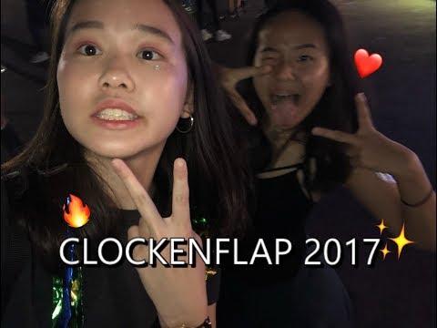 CLOCKENFLAP 2017 VLOG