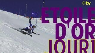 37 ETOILE D'OR - ALPE D'HUEZ - JOUR 1