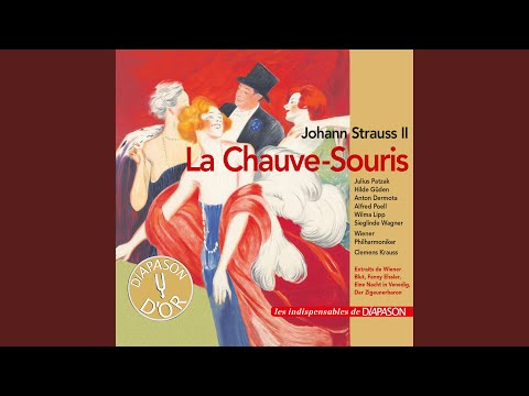 Die Fledermaus, Act 2: No. 8, Ensemble and Couplets,