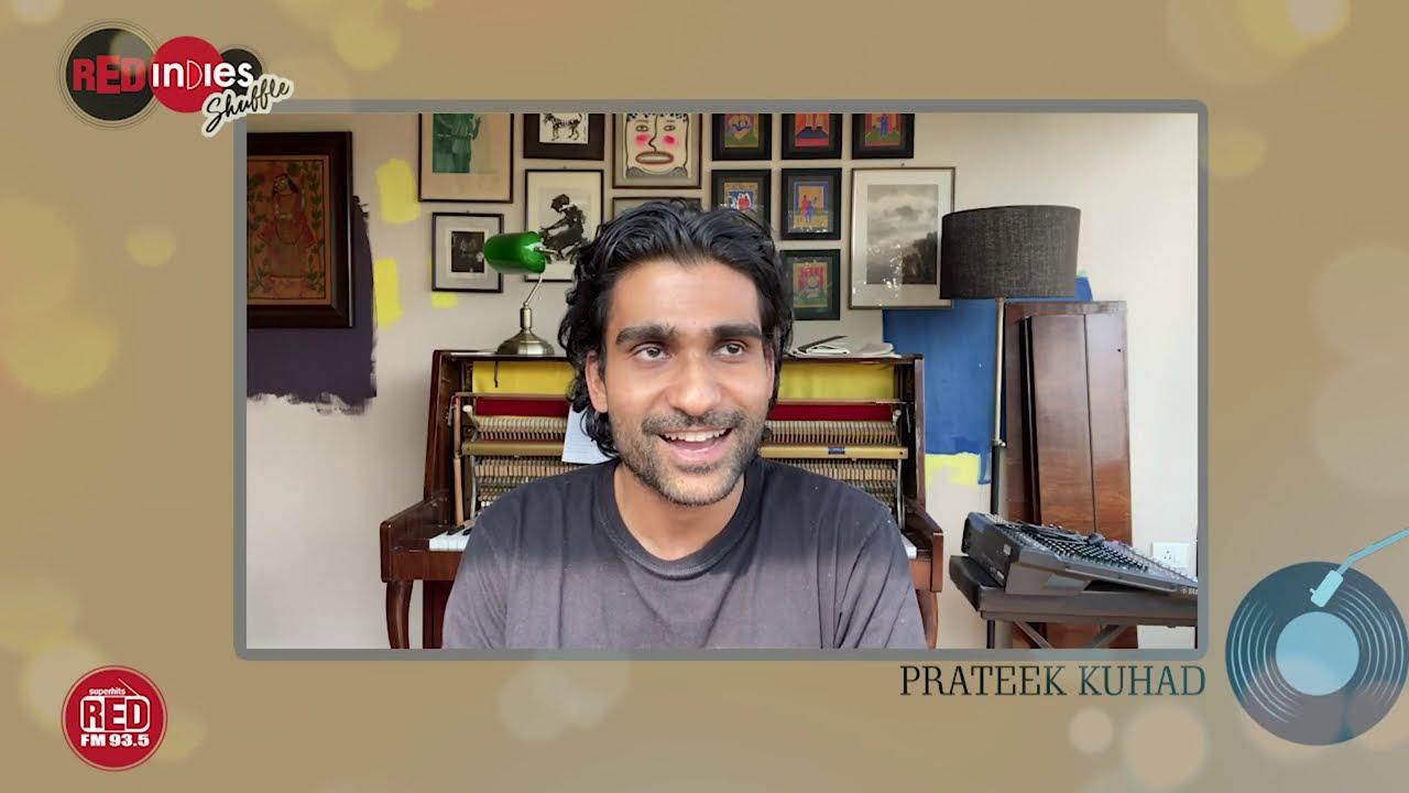 @Prateek Kuhad Sharing his Song Writing Process with RJ Sachin | Red Indies Shuffle |#Kasoor