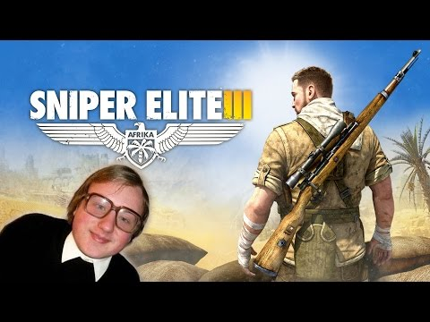 Sniper Elite 3 review and tales of bingo and karaoke.