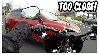 Motorycle Close Calls & Incidents   Crazy Angry People vs Riders   [Season 8, Ep.6]