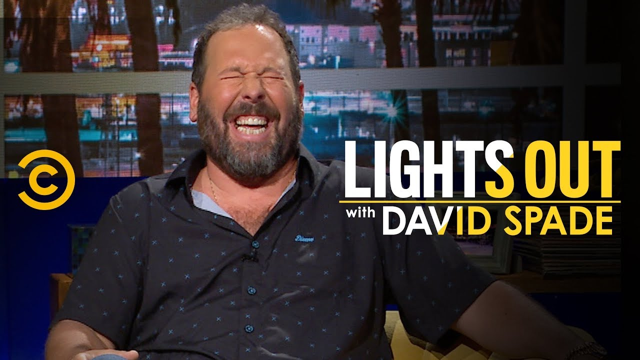 Bert Kreischer Falls for the Instagram Hoax - Lights Out with David Spade