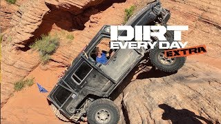 Exclusive Behind-the-Scenes at Ultimate Adventure 2017 - Dirt Every Day Extra