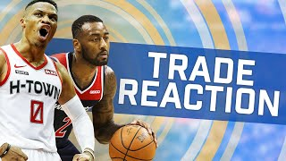 The ringer's logan murdock, chris ryan, and kevin o'connor break down blockbuster trade of 2020 offseason between washington wizards hous...