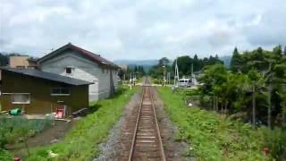 JR北上線 立川目駅~横川目駅
