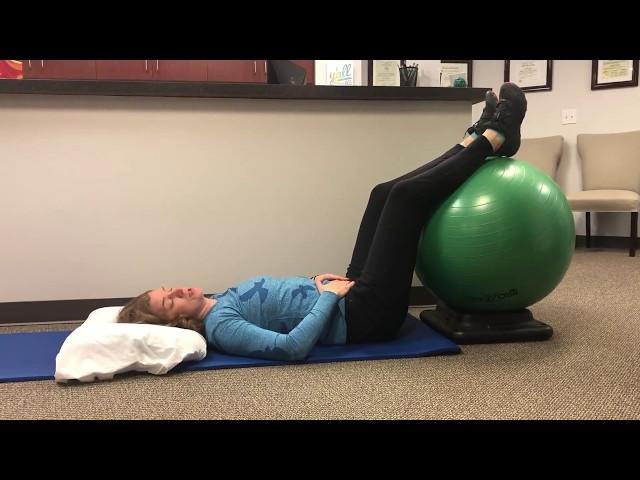Pelvic Floor Relaxation Exercises