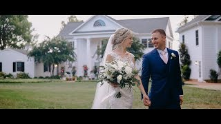 Rachel and Michael Maryland Wedding Film