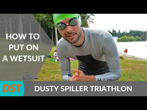 Triathlon Wetsuit Tips | Tips For Beginner Triathletes