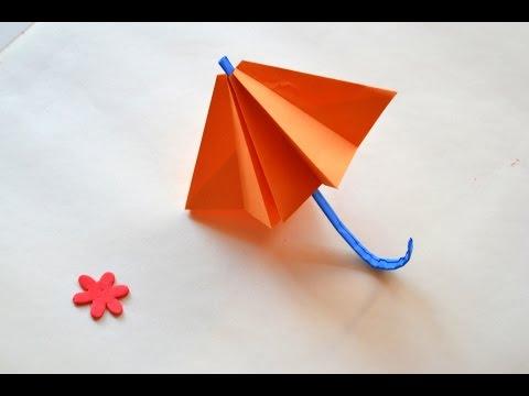 Umbrela de hartie