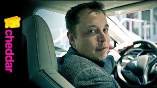 Elon Musk Gave First Glimpse of Model Y | Cheddar