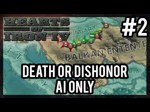 HOI IV - Will Death or Dishonor Change AI Games? [ 2 ]  