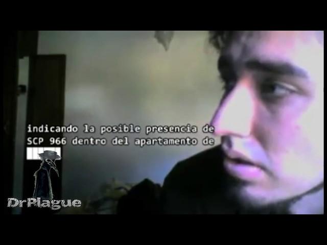 [REAL] Videoblogger Acosado por un SCP - Dr. Plague