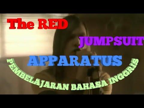 Face Down, The Red Jumpsuit Apparatus, Pembelajaran Bahasa Inggris Lewat Lagu, Study English Part 1