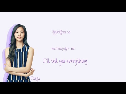 TWICE (트와이스) 1 to 10 Lyrics (Han|Rom|Eng) Color Coded