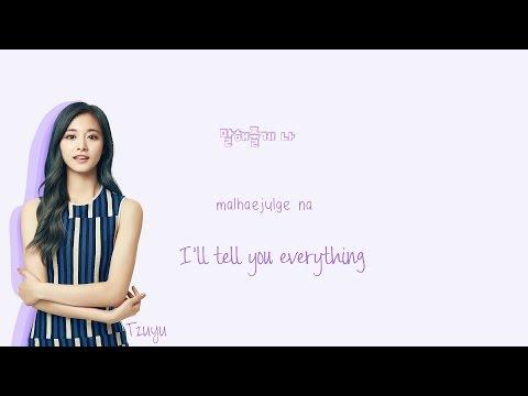 TWICE (트와이스) 1 to 10 Lyrics (Han|Rom|Eng) Color Coded