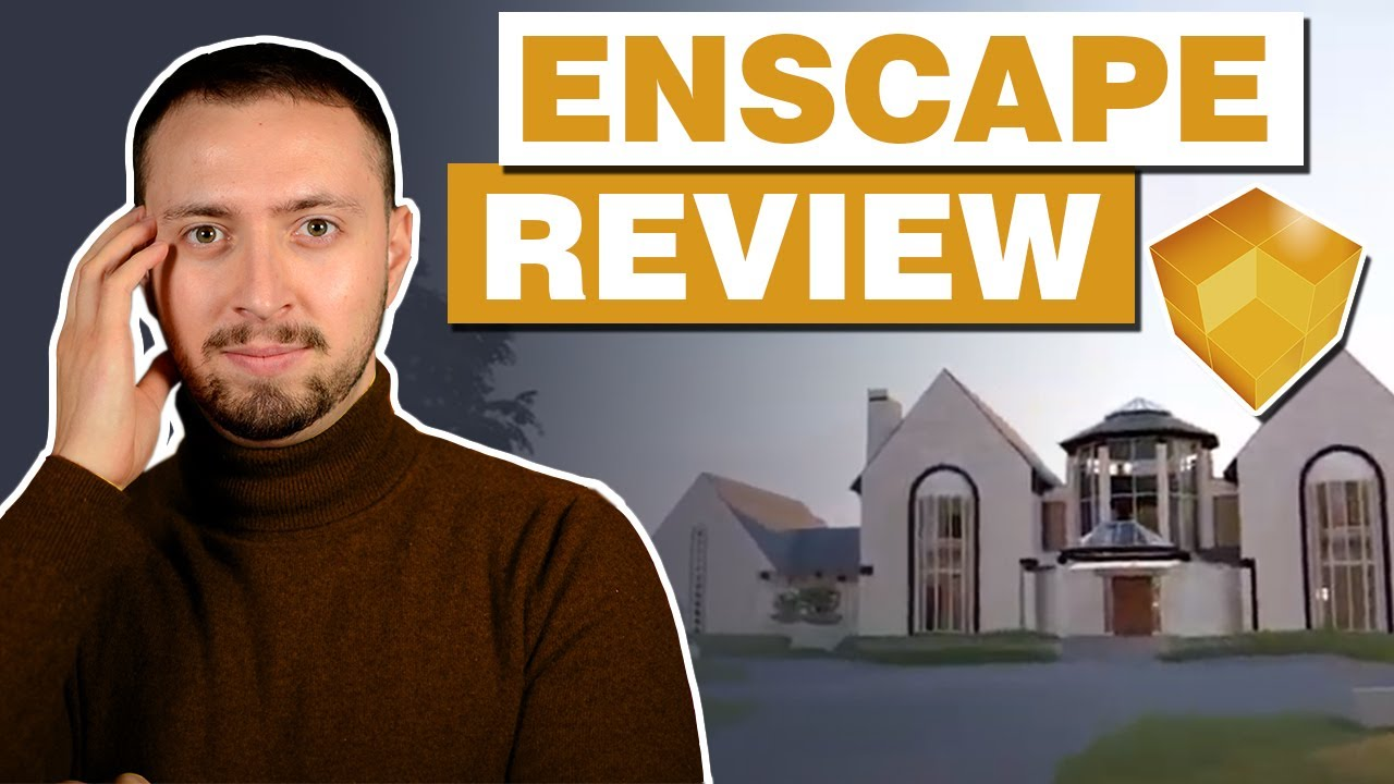 Enscape Review | Affordable Rendering in No Time with VR