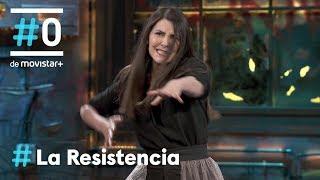 LA RESISTENCIA - Entrevista a Ana Fernández   Parte 2   #LaResistencia 08.01.2020