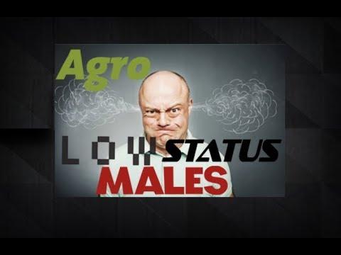 Jordan Peterson: Agro Low Status men
