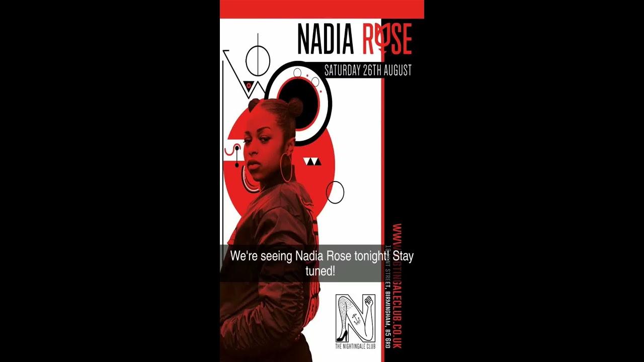 butt Snapchat Nadia Rose naked photo 2017