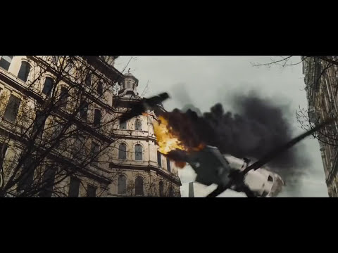 London Has Fallen best scene -