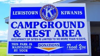 Free Lewistown Montana Camping rest area