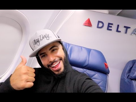 FLYING FIRST CLASS FOR THE FIRST TIME EVER!!!