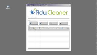 How to run and use adwcleaner