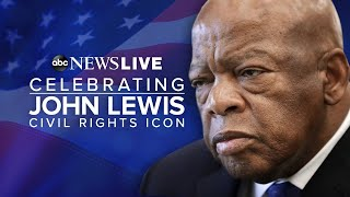 LIVE - John Lewis Funeral: Former President Obama delivers eulogy for civil rights icon | ABC News