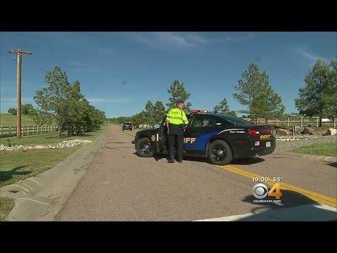 Search Underway For Fugitive Who Struck Deputy