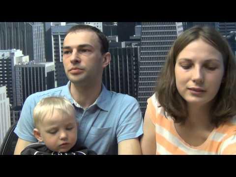 США 1373: К нам прибыло еще одно семейство из Киева